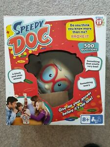 Speedy Doc The Interactive Family Word Game Age 8+