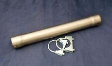 Vauxhall Vectra VXR Centre silencer mid silencer delete pipe de-res pipe