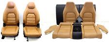 Mercedes W207 E-Klasse Coupe Lederausstattung Leder BRAUN Sitz Sitze Ledersitz