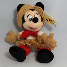 Disney Bean Bag Plush - Minnie, Frontierland