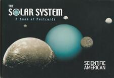 PC Solar System~Scientific American Book of 30 postcards~Fine & Unused~2002