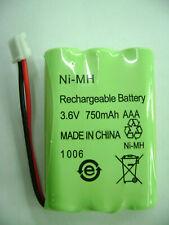 1pcs New Battery Pack AAA*3 NI-MH For Cordless Telephone 3.6V 750mAh