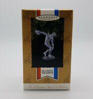 "Hallmark Keepsake Ornament ""Olympic Triumph"" The Olympic Spirit Collection NOS"
