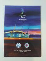 2008 UEFA CUP FINAL GLASGOW RANGERS V ZENIT ST PETERSBURG