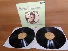 BENNY GOODMAN & HIS ORCHESTRA : STARS FELL ON ALABAMA : DOUBLE VINYL : SVLD005