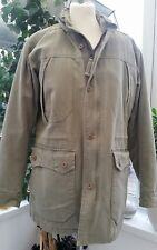 MENS FLY 53 R135 SYSTEM - SPACE HARRER JACKET COAT - FURRY LINED - SMALL VGC