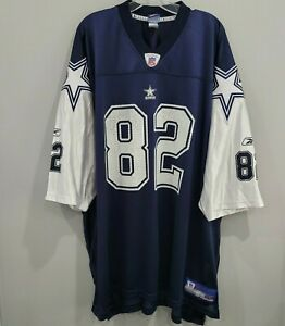 VTG Reebok NFL Dallas Cowboys Jason Witten 84 Football Jersey Mens 5XL