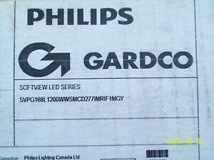 Philips Gardco SVPG-168L-1200-WW-SM-CD-277-IMRI-F1-MGY LED Garage/Canopy Light