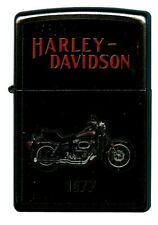 HARLEY DAVIDSON 1977 LIGHTER ZIPPO SUPER COLLECTIBLE ITEM USA VALUE $49.95