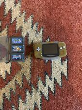 Gameboy Advance With Games (Tested)