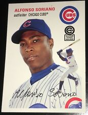 2013 Rare Alfonso Soriano #CUBS-36 Chicago Cubs Season Ticket Holder Topps Card