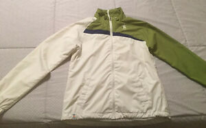 Elevate Olympic 2010 Size S/P Zip Front Jacket Vancouver Whistler