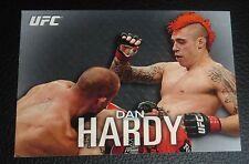 Dan Hardy 2012 Topps Knockout Silver UFC Card #49 #/125 146 120 111 105 99 95 89