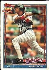 Original Autographed Chicago Cubs Single Baseball Cards