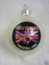 IRON MAIDEN      LIMITED EDITION COLLECTIBLE ORNAMENT 1996 New