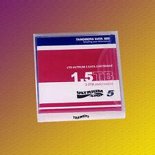 Tandberg LTO 5, 433955, 1,5/3,0 TB, Data Cartridge Datenkassette, NEU & OVP
