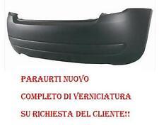 PARAURTI POST FIAT 500 DAL 2007 IN POI COMPLETO DI VERNICIATURA
