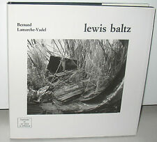 Lewis Baltz Rule Without Exception Photographs Bernard Lamarche Vadel HC DJ