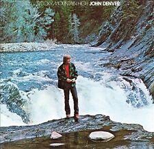 Rocky Mountain High by John Denver (CD, Feb-1988, BMG (distributor))