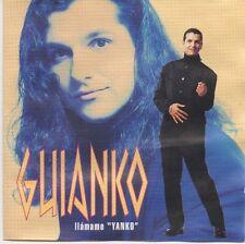 Guianko - Llamame Yanko - ORIGINAL RARE CD! EL AMOR NO MIENTE