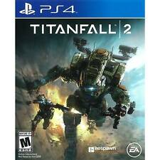 Titanfall 2 PS4 Sony PlayStation 4 Free Shipping New Sealed