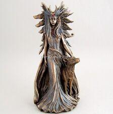 Diosa Hekate Hécate Wicca & la mitología griega Estatuilla De Bronce