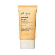 [Primera] Skin Relief Waterproof Sun Block - 70ml (SPF50+ PA+++) / Free Gift
