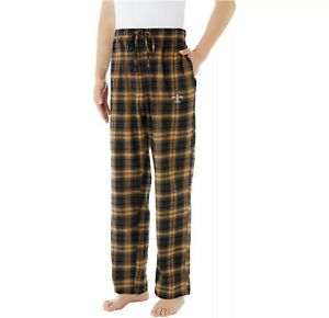 New Orleans Saints Men's Lounge Pants with Pockets - FREE SHIPPING!