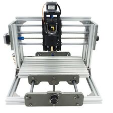 3 Axis DIY CNC Router Kit Wood & Metal Engraving Milling Machine + 2500mw Laser