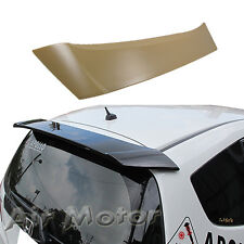 Unpainted Honda Jazz Fit 2nd Rear VIP Style Boot Trunk Spoiler Wing 09-12