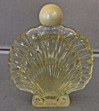 Avon Skin so Soft  Bath Oil 4.5 FL. oz FULL BOTTLE SeaShell Glass Bottle