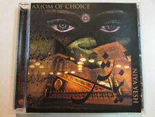 AXIOM OF CHOICE NIYA YESH 9 TRK PROMO CD ELECTRONIC FOLK TRIBAL WORLD COUNTRY