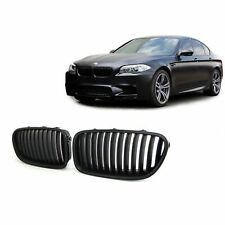 CALANDRE BMW SERIE 5 F10 F11 BERLINE TOURING 9/2009-3/2017 NOIRE HARICOT GRILLE