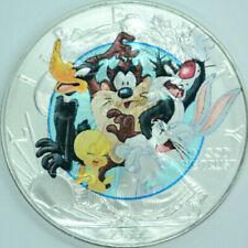 Looney Tunes Bugs Bunny - American Silver Eagle 1oz. .999 Silver Dollar Coin