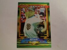 1994 Topps Finest Moment Preproduction Bill Swift Card #151