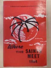 Where the Saints Meet 1984 by Mac Lynn