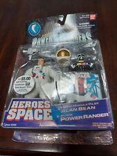 Power Rangers Heroes of Space - Black Power Ranger Alan Bean NIP Astronaut