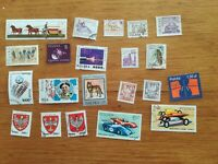 lot N°133 - 20 timbres POLOGNE