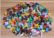 72PCS Random Pokemon Go Action Figure Pikachu Puppet Figurine Toy Kids 2-5CM