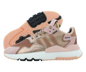 Adidas Nite Jogger Womens Shoes  Size 8.5, Color: Pink