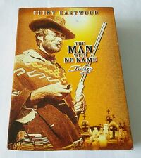 The Man with No Name Trilogy - Gift Set (DVD, 1999, 3-Disc Set) MGM