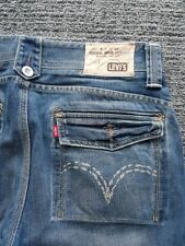 Levis Rare - Straight Fit Jeans (circa 2007/8) - Reduced