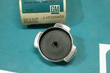 NOS 1968 Oldsmobile Speaker Fader Control Knob GM # 7306023