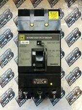 Square D Ka36250, 250 Amp, 600 Volt, 3 Pole, Grey, Circuit Breaker -Warranty