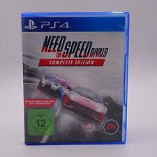 Need for Speed Rivals Complete Edition Sony Playstation 4 PS4 Spiel Game