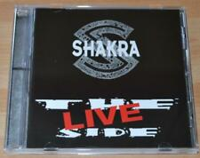Shakra - The Live Side - 2000 Point Music Label CD