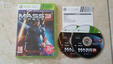 Jeu Xbox 360 Mass Effect 3 pal notice