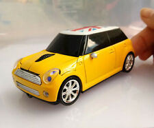 3D Mini Cooper BMW car USB 2.4G Wireless Mouse Mice Optical for PC Laptop MAC #3
