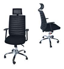 Chaise de bureau pivotante siège direction POUR TRAVAIL Fauteuil Molle