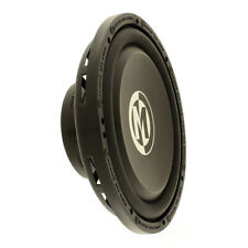 "MEMPHIS SA12S4 12"" SUB 250W RMS 4-OHM CAR SUBWOOFER SLIM LOW SHALLOW SPEAKER*NEW"